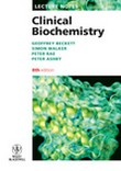 "Ok�adka ksi��ki: ""Lecture Notes: Clinical Biochemistry, 8th Edition"""