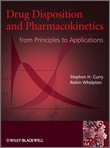 "Ok�adka ksi��ki: ""Drug Disposition and Pharmacokinetics: From Principles to Applications"""