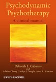 "Ok�adka ksi��ki: ""Psychodynamic Psychotherapy: A clinical manual"""