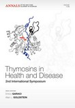 "Ok�adka ksi��ki ""Thymosins in Health and Disease: Second International Symposium"""