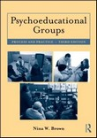 "Ok�adka ksi��ki: ""Psychoeducational Groups Process and Practice, 3rd Edition"""