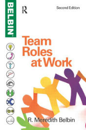 "Okładka książki ""Team Roles at Work 2nd Edition"""