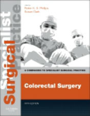 "ok�adka ksi��ki: ""Colorectal Surgery - Print & E-Book, 5th Edition"""