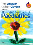 "Ok�adka ksi��ki ""Illustrated Textbook of Paediatrics , 3rd edition"""