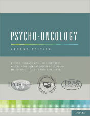 "Okładka książki ""Psycho-Oncology Second Edition"""