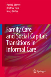 "ok�adka ksi��ki: ""Family Care and Social Capital: Transitions in Informal Care"""