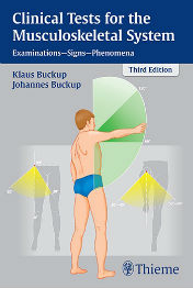 "ok�adka ksi��ki: ""Clinical Tests for the Musculoskeletal System"""