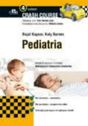 "Ok�adka ksi��ki ""Crash Course Pediatria wyd. IV"""