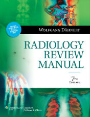 "ok�adka ksi��ki: ""Radiology Review Manual"""